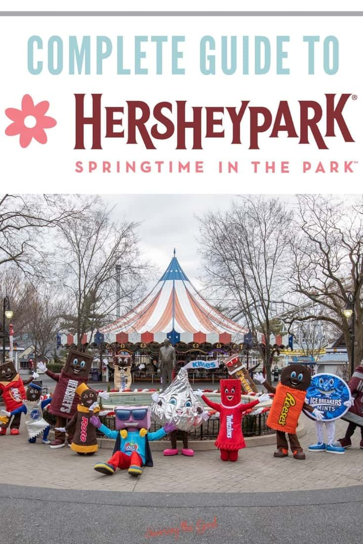 Hersheypark Is Ready For Spring With The 2019 Season Of Springtime