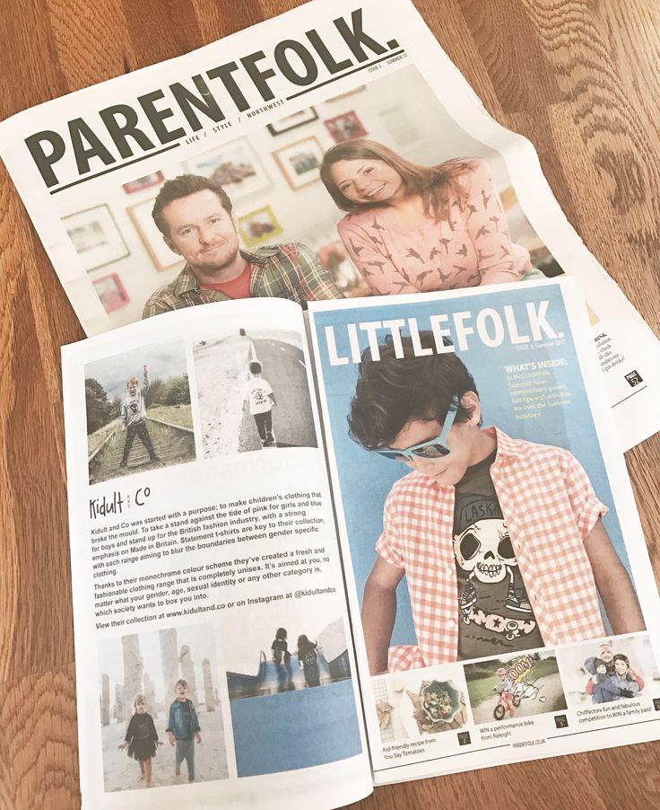 As seen in Parentfolk Littlefolk Magazine | Issue 3 Summer 17
