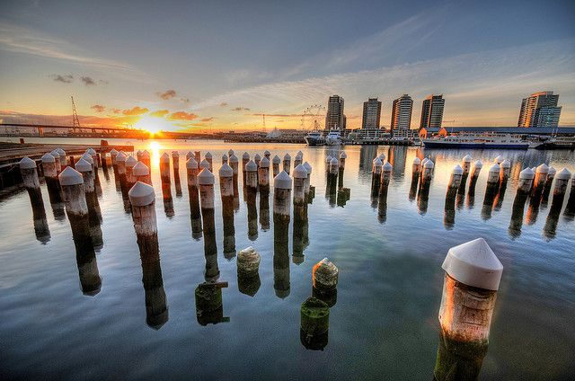 Docklands, Melbourne (Artie was here) | Flickr - Photo Sharing!