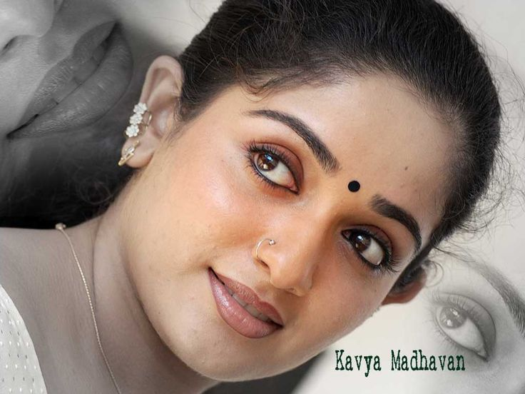 Kavya Madhavan Is An Indian Film Actress Who Predominantly -2630