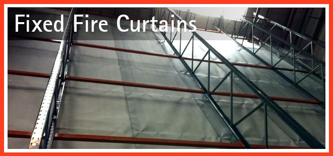 Fixed Fire Curtains