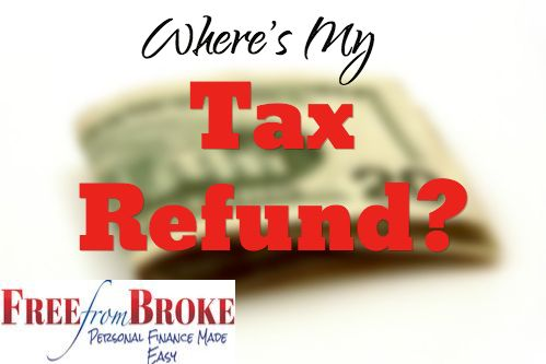 how to check the status of your tax return