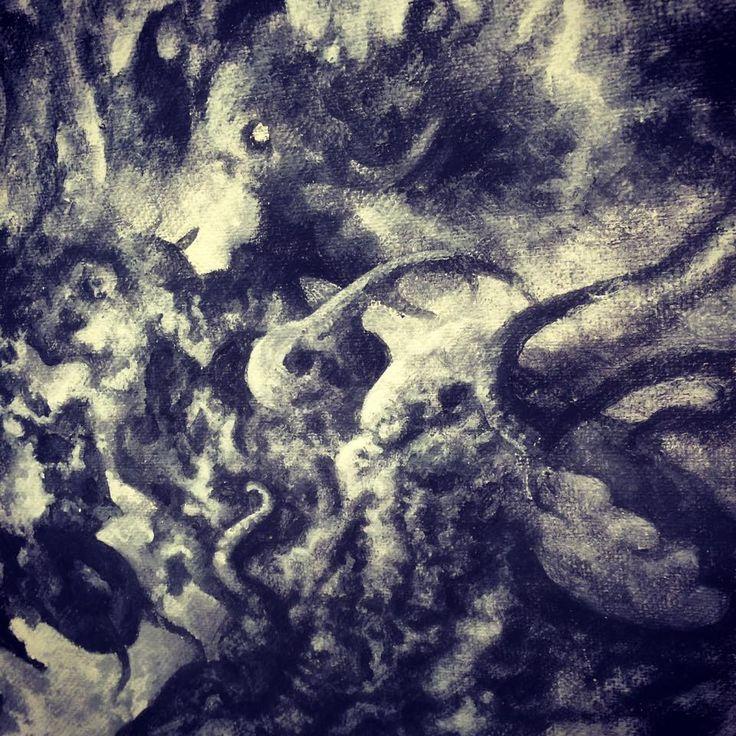 """Kristian Wåhlin,  """"Abyss"""""""