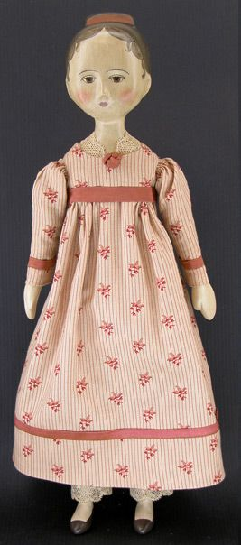 Tuck Comb Doll by Gail Wilson