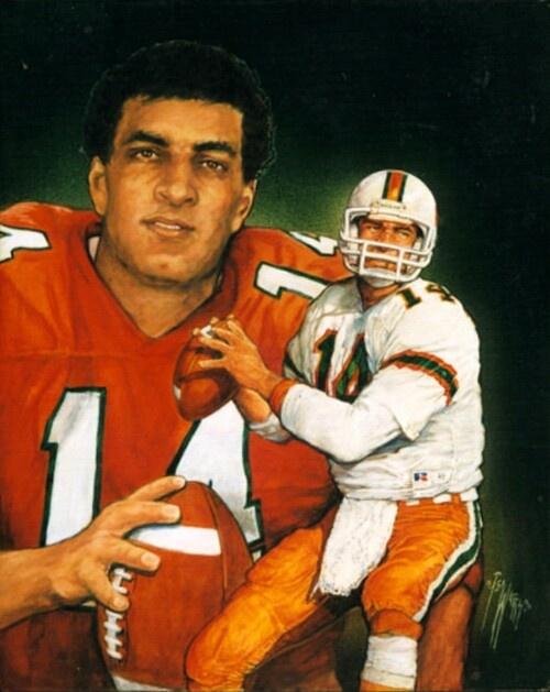 1986 Vinny Testaverde - Miami