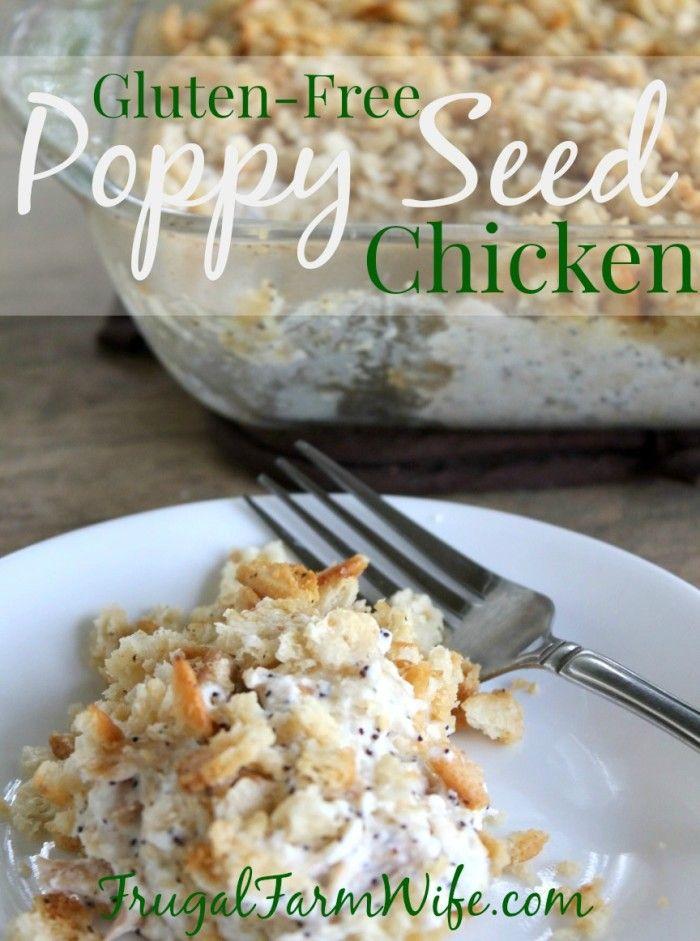 25+ best ideas about Poppy Seed Chicken on Pinterest ...
