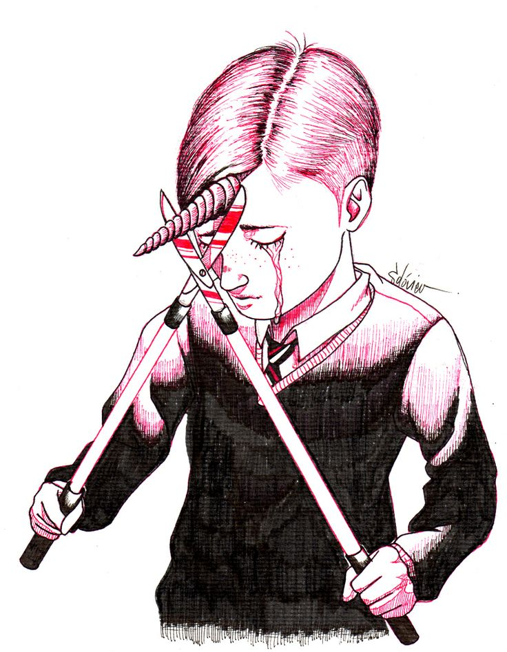 """Córtate el cuerno de unicornio si no te gusta."" by Albert Soloviev"