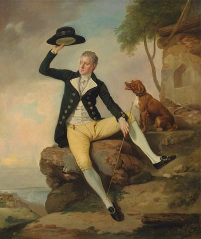Johan Joseph Zoffany, 1733–1810, German, active in Britain (from 1760), Patrick Heatly, between 1783 and 1787, Oil on canvas, Yale Center for British Art, Paul Mellon Collection