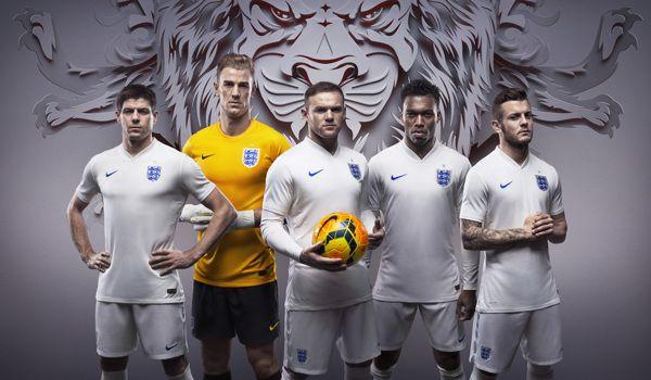 Nike Football England Kit Launch on Behance
