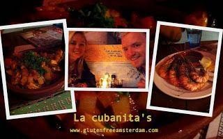La cubanita's, tapasrestaurant met #glutenvrije kaart!  La cubanita's, a tapas restaurant with a #glutenfree menu available