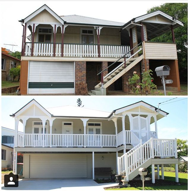 70 best images about classic queenslander homes on for Classic queenslander house