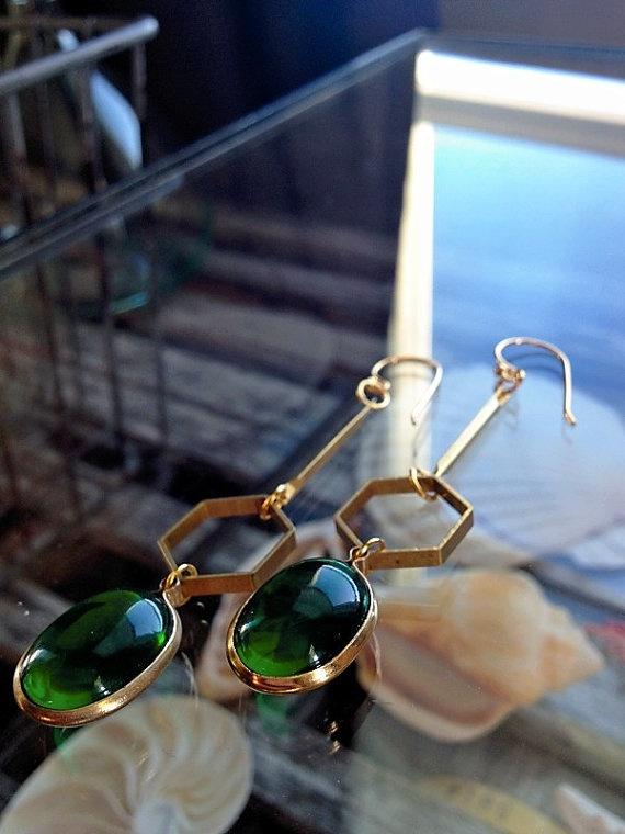 12 Church Street Earrings by adjewelry on Etsy, $35.00: 12 Church, Church Street, Street Earrings