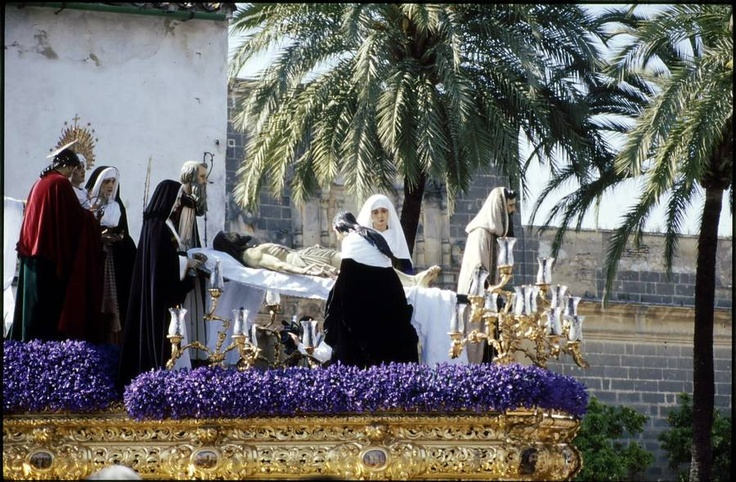 Semana Santa de Jerez (Cádiz) / Holy Week at Jerez (Cádiz), by @ciudadjerez