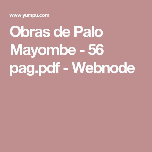 Obras de Palo Mayombe - 56 pag.pdf - Webnode