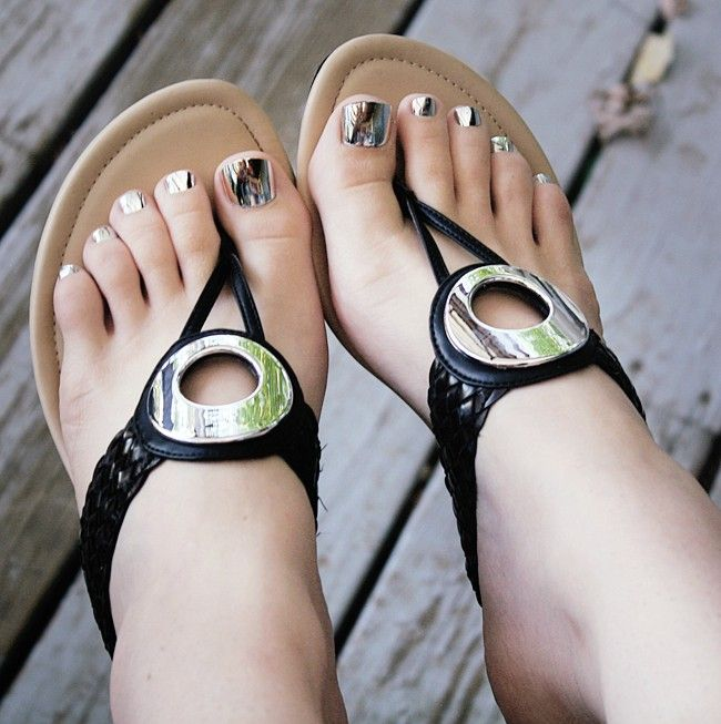 100 Best Silver Toes Images On Pinterest
