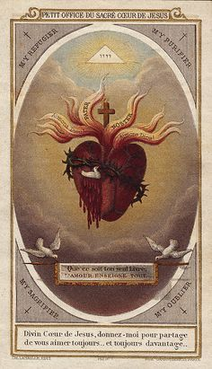 Oh Sacred Heart of Jesus I trust in You Oh Sacred Heart of Jesus I believe in Your love for me Oh Jesus meek and humble of heart make my heart like Your Heart amen