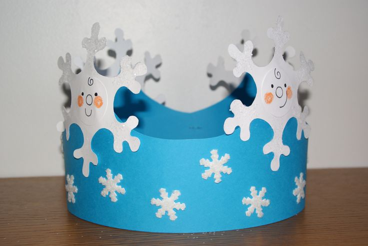 Couronne hiver