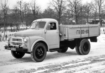 ГАЗ-52 Опытный '1956