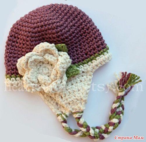 PATRONES CROCHET GORROS CON OREJERAS PARA NIÑOS Y BEBÉS | Patrones Crochet, Manualidades y Reciclado
