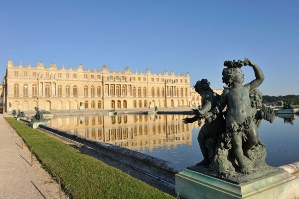 Palace of Versailles in FranceFavorite Places, Versailes Palaces, Palaces Of Versailles, Paris France, Versailles, Castle, Versailles France, Of Versailes