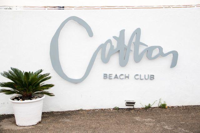 Cotton Beach Club - Cala Tarida, Ibiza | Bikinis & Passports