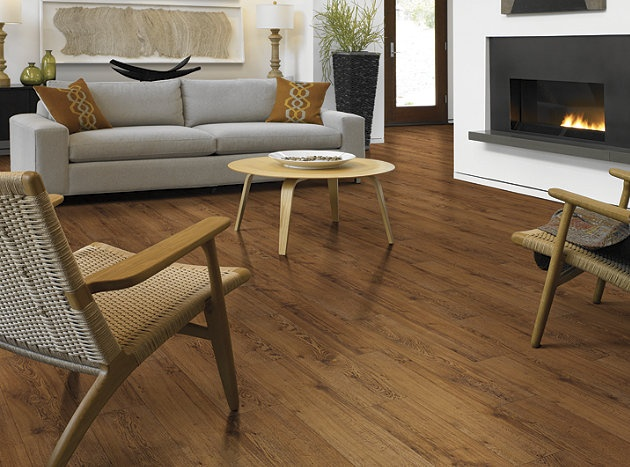 Vinyl Plank Flooring Resilient Sumter Plank 0025v
