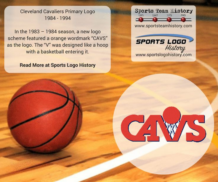 From the original Cavaliers logo in 1971 of the swashbuckling cavalier to todays very sleek and classy looking Cavalier logo. http://sportslogohistory.com/cleveland-cavaliers-primary-l…/ #cavaliers #cavs #sportslogohistory