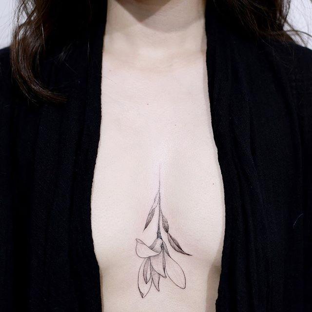 Magnolia #tattooistdoy                                                                                                                                                                                 More
