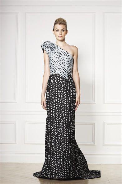 Carolina Herrera - Pre Spring 2013 - Shows - Vogue.itRunway Fashion, Polka Dots, Design Carolina, Herrera Resorts, Gowns, Carolina Herrera, Resorts 2013, Fashion Inspiration, Resorts 13