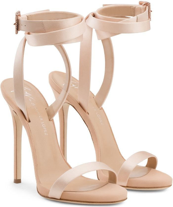 300f99914dfbf Giuseppe Zanotti Giuseppe for Jennifer Lopez 'Leslie' Sandals | Celebrities  Wearing Giuseppe Zanotti Shoes | Giuseppe zanotti heels, Giuseppe zanotti  shoes, ...