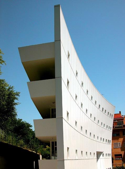Modern Architecture Rome