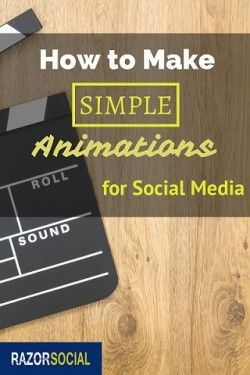 How to Make simple animations for social media #blog, #blogging, blogging, business, entrepreneur