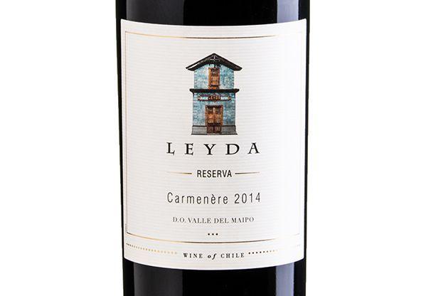 Leyda Reserva Carménère 2014