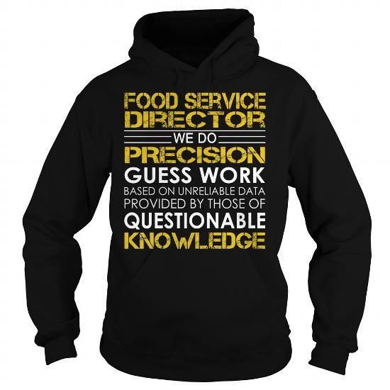 Food Service Director Job Title #sweaters for fall #sweater pillow. GET  => https://www.sunfrog.com/Jobs/Food-Service-Director-Job-Title-Black-Hoodie.html?68278