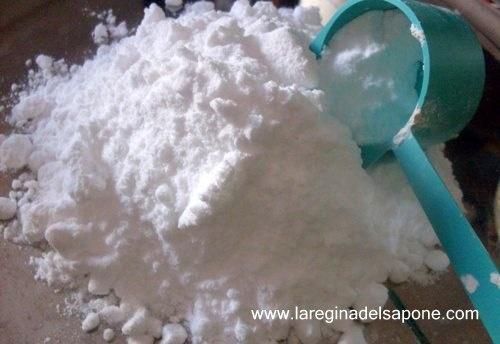 La Regina del Sapone 1000 usi del bicarbonato