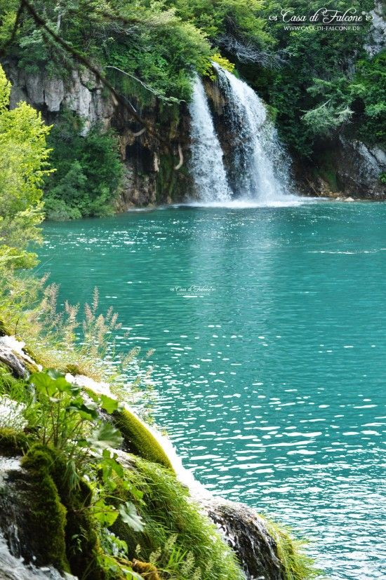 Croatia  | Kroatien  |  Plitvička jezera | Casa di Falcone