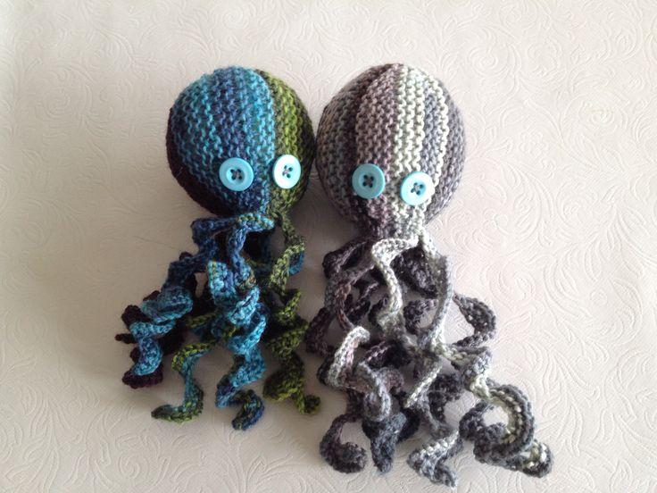 Blæksprutter. Især til for tidlig fødte børn.