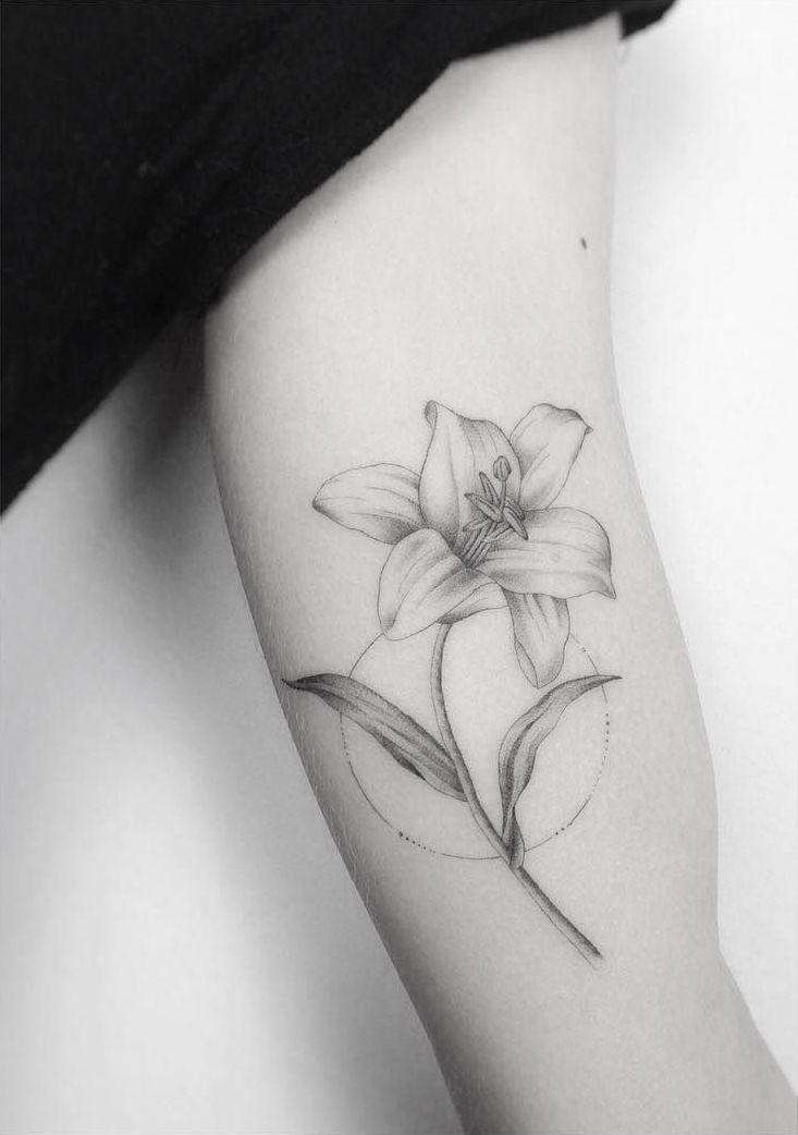 Quel Tatouage Fleur Est Fait Pour Vous 100 Inspirations Qui