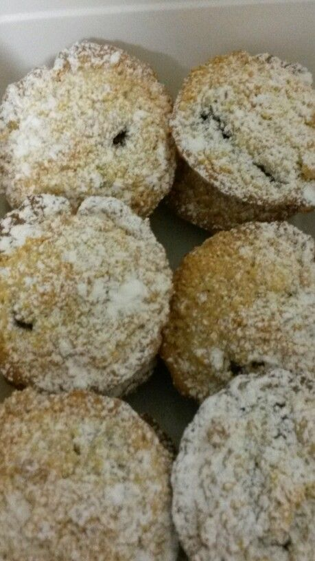 Yummy Christmas mince pies