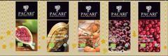 Barras de chocolate Sabores Andinos de Pacari....las amo a todas! aunque la de higos es de otro planeta jjiji