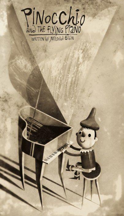 Мрачные картины Dragan Bibin
