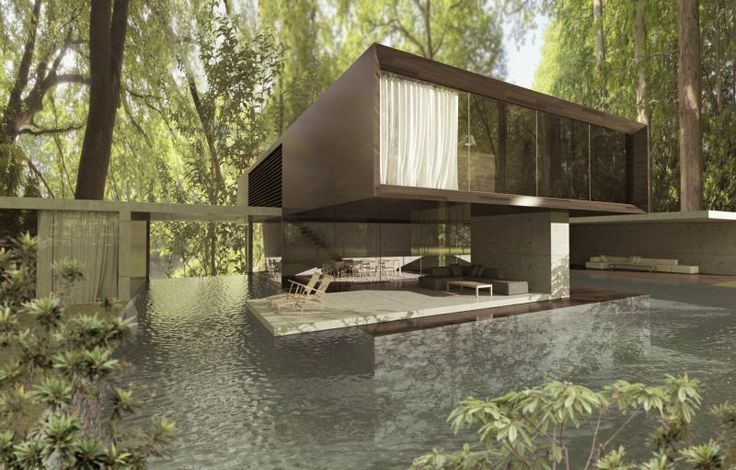 Case study house 113071 - Architecture by Omniview #architecture #houses