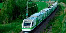 Junat ja vaunut - VR
