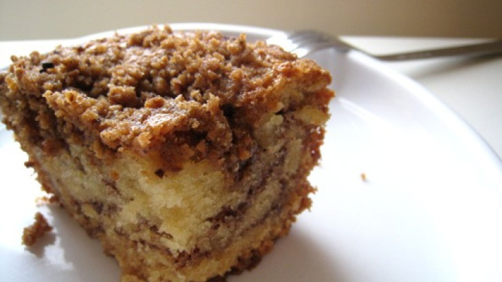 Best Apple Sour Cream Coffee Cake Recipe