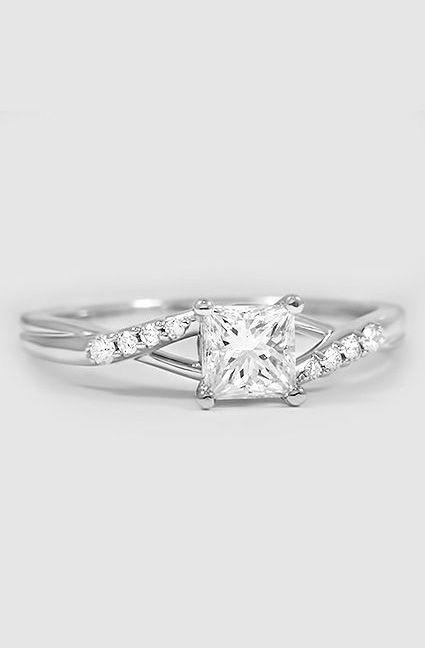 platinum chamise ring beginning of forever