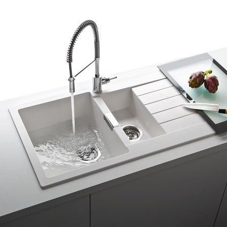 ceramic kitchen sink with drainer 10 best images about ceramic kitchen sinks on 8090