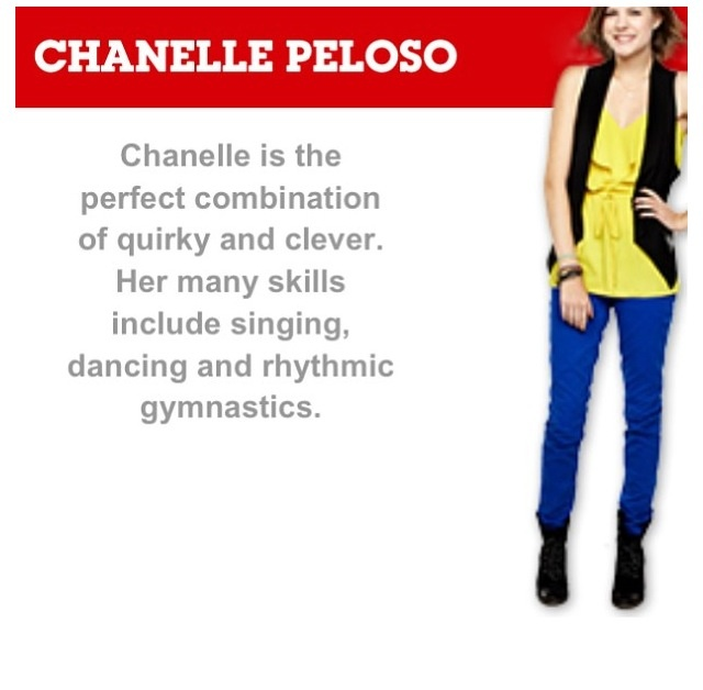 chanelle peloso incredible crew