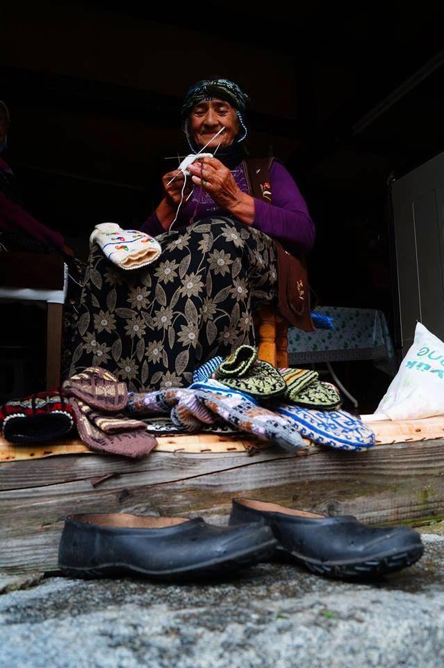 Anadolu'da Kadın Olmak   Elevit Yaylası - Rize   Fotoğraf: Serdar Ali Gül