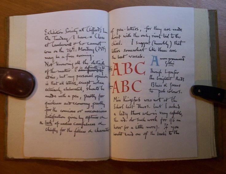 Heavenly Monkey: A (New) Letter from Edward Johnston