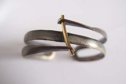 Baguena Gemmolegs Love this as either a bangle or a ring! WOMEN'S JEWELRY http://amzn.to/2ljp5IH